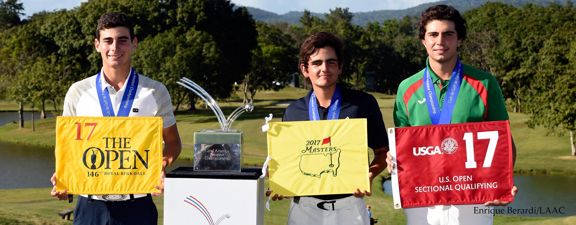 Gana wins Latin America Amateur Championship