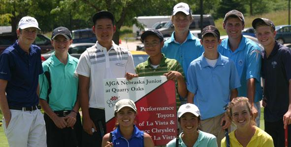 Nebraska Welcomes the AJGA