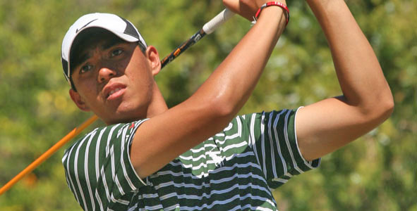 Kaahanui Takes First-Round Lead at PING Phoenix Junior