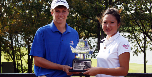 Spieth, Park Claim Victories at PING Invitational