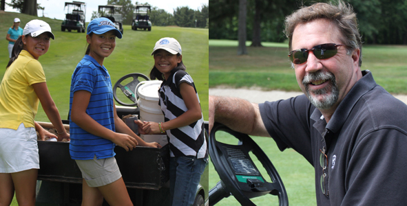 Players Care for The Kahkwa Club Fairways
