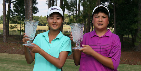 2010 Results: Choi, Shieh prevail at Junior All-Star finale