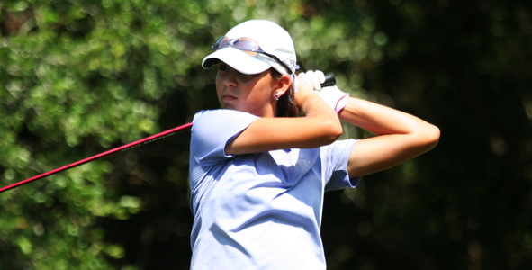 Coleman Leads into Final Nine Holes