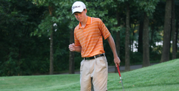 Stimble Breaks Through at Scissortail Junior Championship