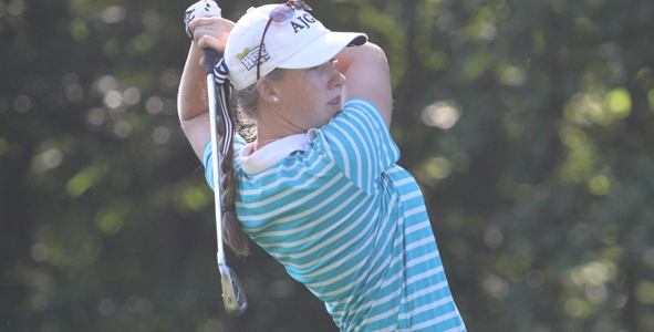 Campbell Leads First Round at Erie Junior Golf Classic