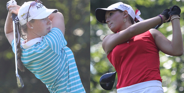 Campbell and Herr Will Go Head-to-Head Final Round