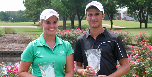 Benitez and Ferguson Victorious at AJGA Houston Junior