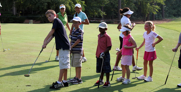 AJGA Partners With The First Tee of the Sandhills
