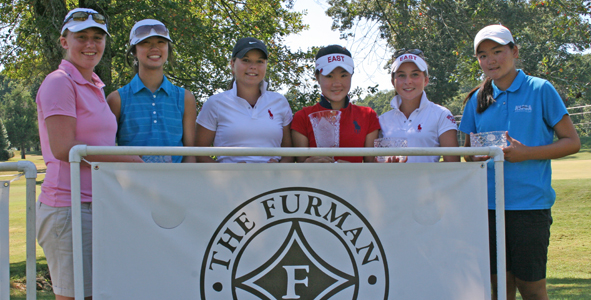 Congratulations to the AJGA Girls Championship winners!