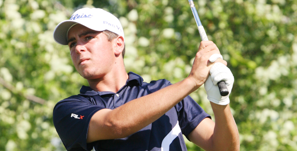 Stroke Play, Day 1: Garrick Leads Boys Division at 4-under-par