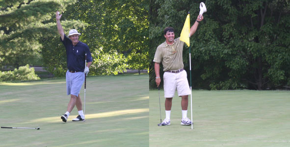 Staff Victorious at Great Golf Ball Race