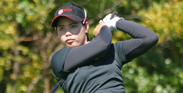 Stroke Play, Day 1: Jutanugarn Takes Lead in Girls Division