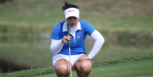 Stroke Play Recap: Jutanugarn Earns No. 1 Seed