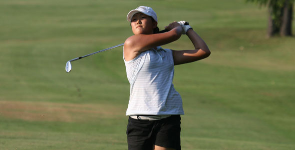 Kaitlin Park Holds on at Scissortail Junior Championship