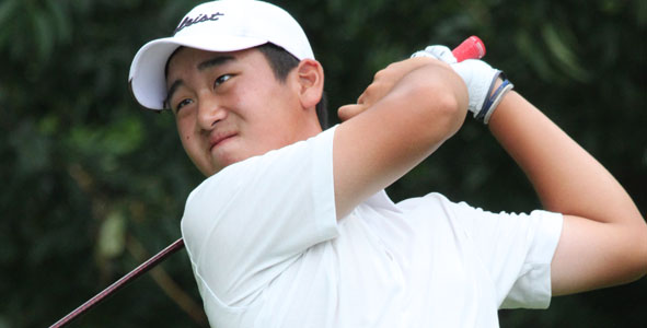 Peter Kim wins AJGA New Jersey Junior