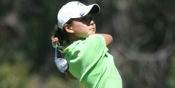 Luo Takes Over Girls Division Lead