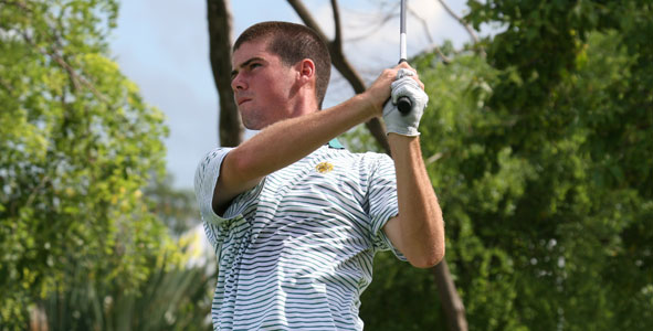Jorden Takes First-Round Lead