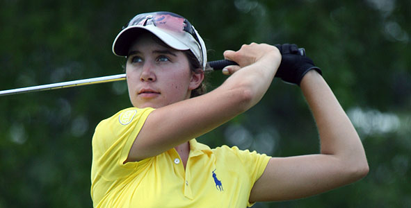 Stewart Claims Third Victory in Her Final AJGA Tournament