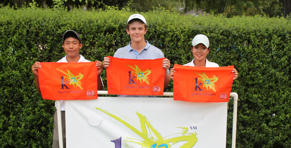 Gibbons, Kim and Park Play Their Way Into AJGA Apawamis Junior