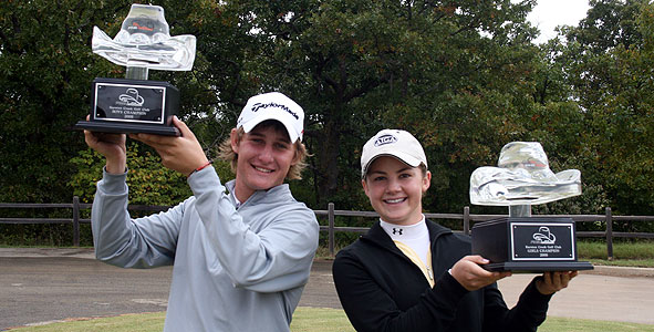 Locals Capture PING Phoenix Junior Titles