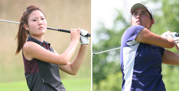 Tubert, Park Lead Girls at Midpoint