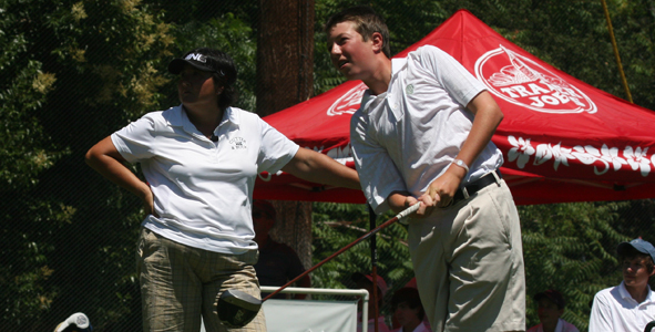 LPGA Star Visits Castlewood Country Club