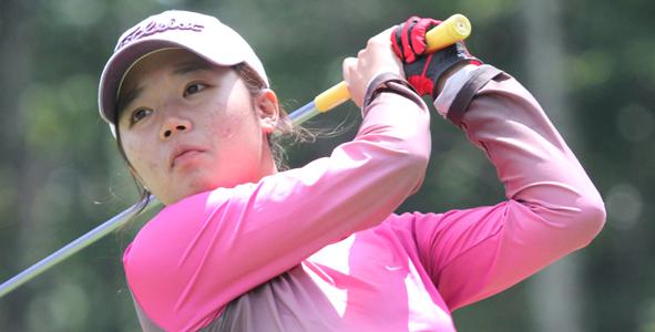 Qualifier Medalist Leads Girls Division After First Round