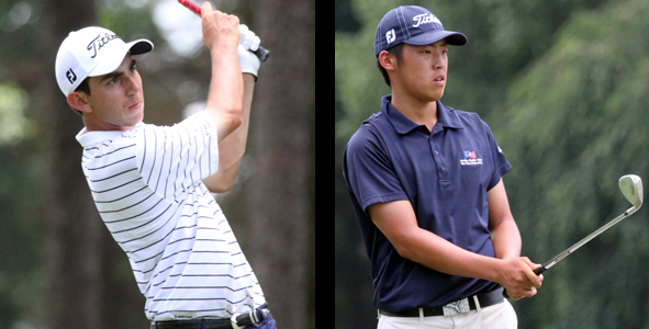 Kang, Paolucci Lead After First Round at FootJoy Invitational