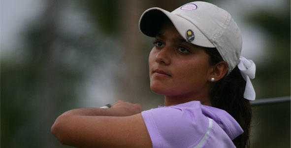 Ana Ruiz Leads After Two Rounds