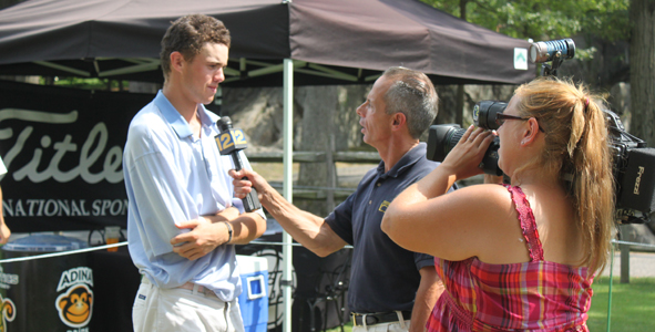 Local Media Shows Support of AJGA Apawamis Junior