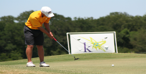 Junior Golfers Vie for Tournament Entry