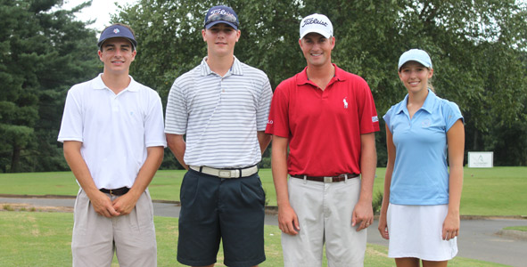 Webb Simpson Welcomes Juniors