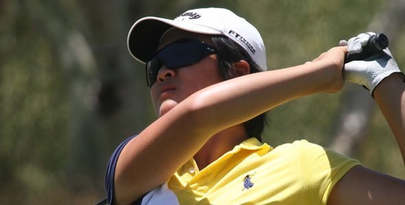 Feng Prevails for Second Straight Victory at Thunderbird