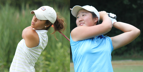 Martin and Wu Share Lead After Second Round