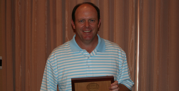 Albertson receives AJGA Professional of the Year award