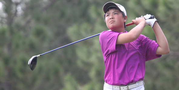 Shieh takes home first AJGA win