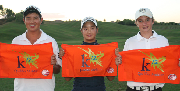 California Natives Medal at TEE UP K12 Qualifier