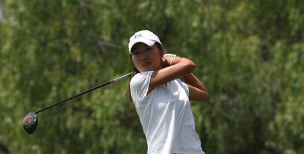 Kim Takes First-Round Lead