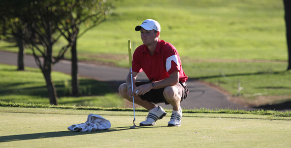 Connolly Fires Tournament Low 6-Under-Par 65