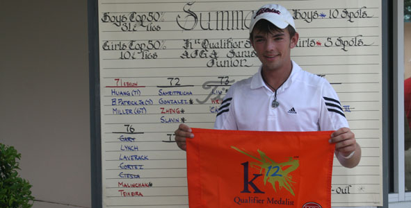 Nine Florida residents qualify for AJGA Sarasota Junior
