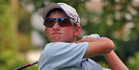 Martin Earns First AJGA Win