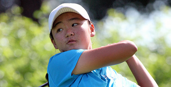 Corpuz  Fourth-Youngest Person to Win AJGA Event