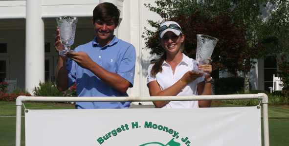 Shafer, Ramsey win at Coosa Country Club
