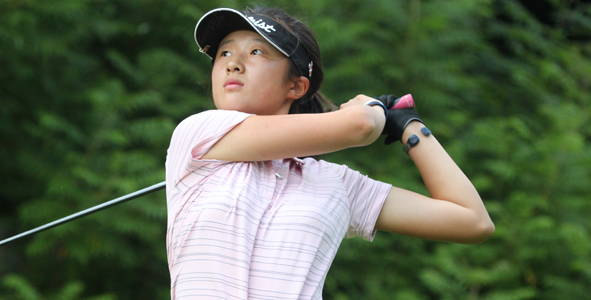 Liu Continues Lead Heading into Final Round