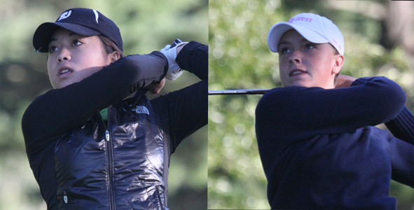 Mai, Martindale Sit Atop Tight Girls Leaderboard