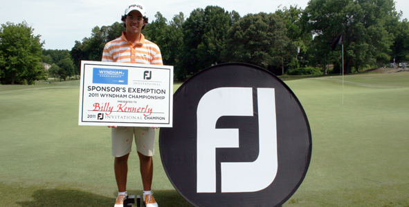 Kennerly claims first AJGA win at FJ Invitational