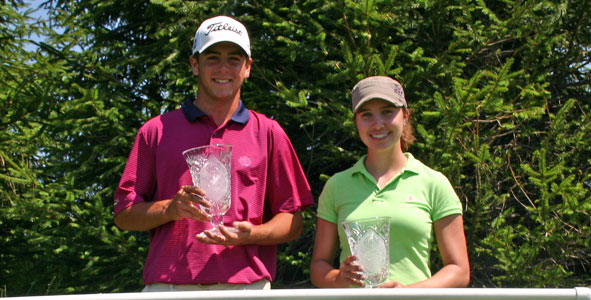 2010 Champs: Garrick, Stewart notch wins in Wisconsin
