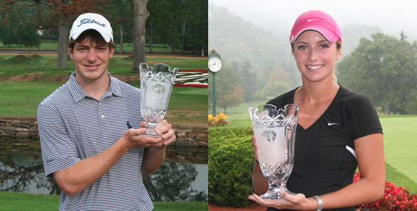 2010 Champs: Connolly, Martindale on top at The Greenbrier