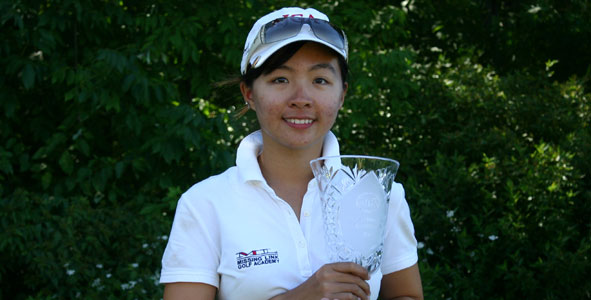 2010 Champ: Luo claims Cleveland victory
