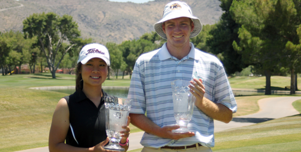 Hahn, Zoller come from behind to win